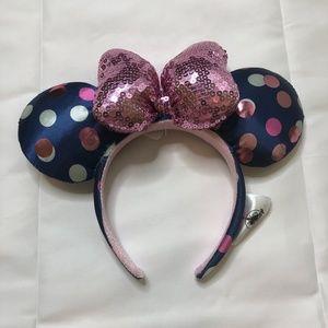 Disney Parks Minnie Mouse Ear HeadBand